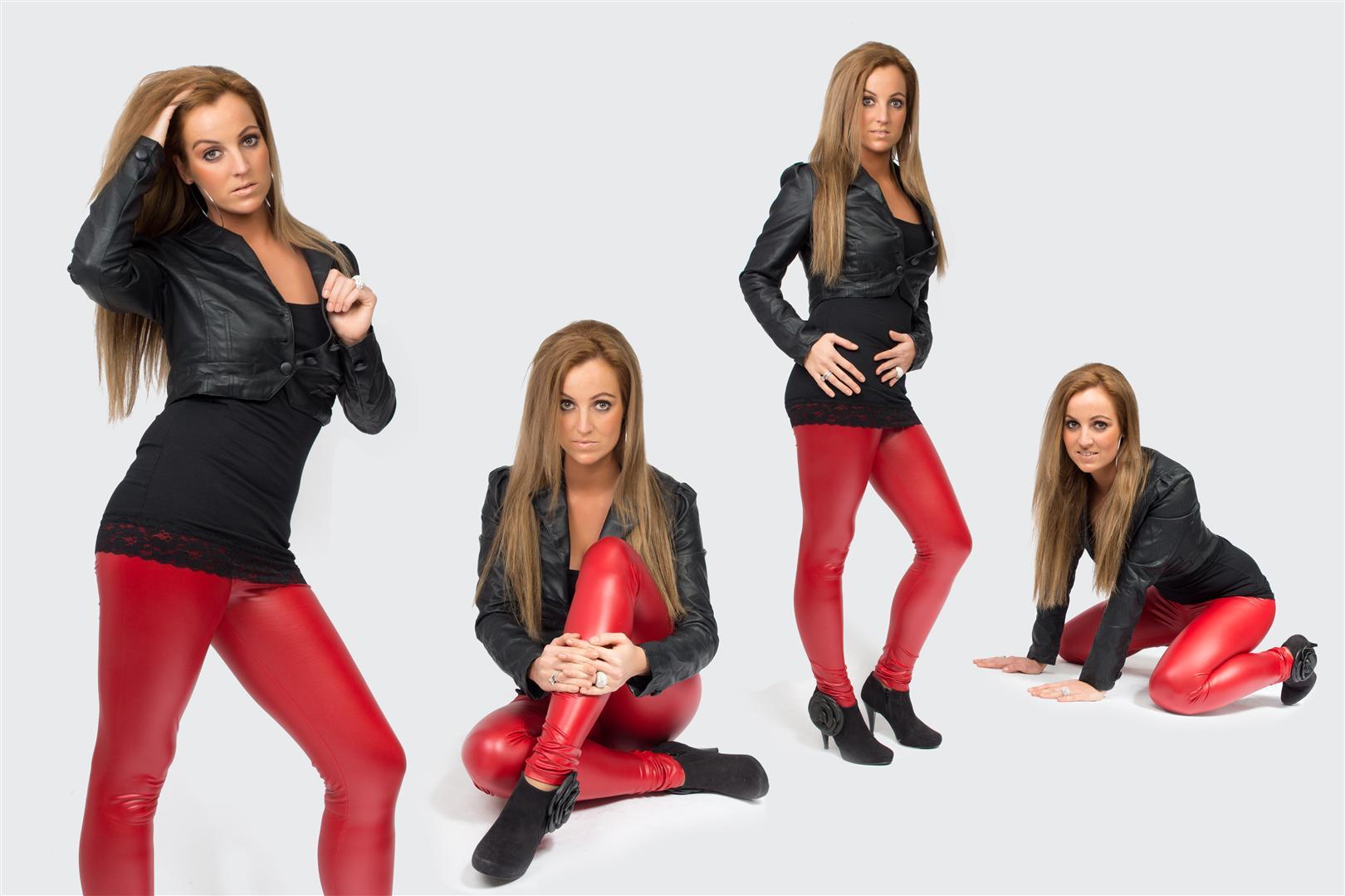 2018-02-09: Combi-shoot met model Meggy Foto Atelier Beloved Memories EIndhoven