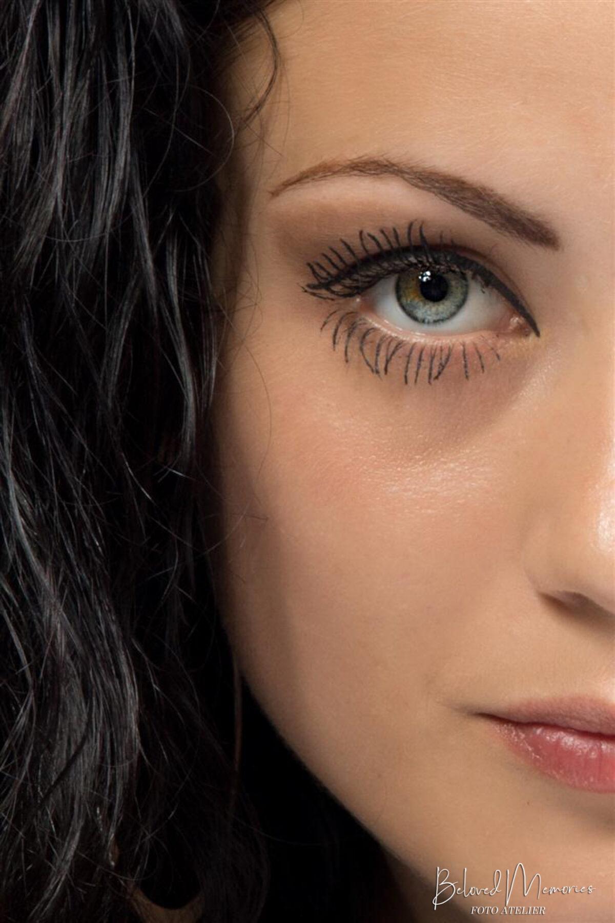 Jessy's eye