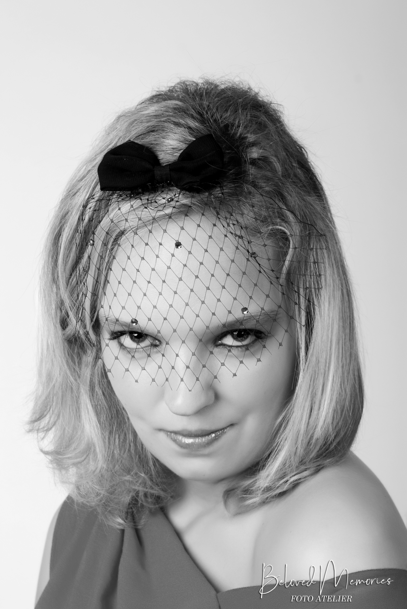 Read more about the article ZwartWit portret met Nicole