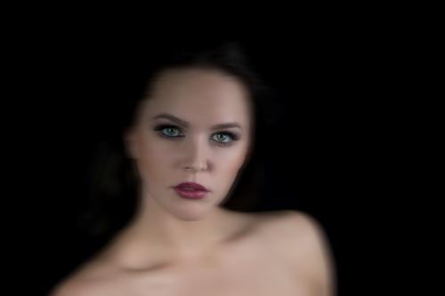 Portret Marloes' Ogen