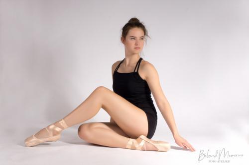 Fotoshoot Ballet